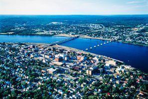 Fredericton, NB